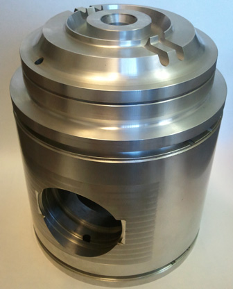 Piston Machining
